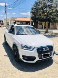 Audi Q3 - Repasse - 2013