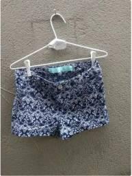 Short azul marisa