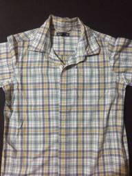 Camisas de 8 a 12 anos