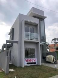 F-SO0520 Sobrado com 3 dormitórios à venda, 130 m² por R$ 479.000 - Umbará - Curitiba/PR