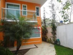 Casa triplex, 2 suítes, Jardim Bela Vista, Rio das Ostras - RJ