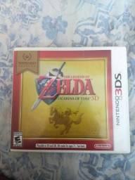 Zelda Ocarina Of Time 3ds comprar usado  São Gonçalo