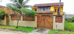 Casa Duplex 3 quartos, sendo 2 suítes, Terra Firme - Rio das Ostras - RJ
