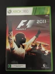 F1 2011 Xbox 360 comprar usado  Ponta Grossa