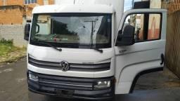 Para-choque caminhão VW 6.160 DRC 4X2