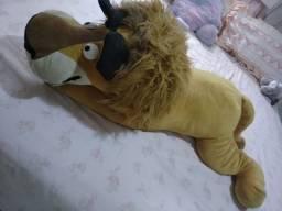Pelúcia leão Alex -Madagascar