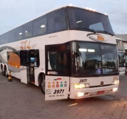 Ônibus Marcopolo DD leito cama