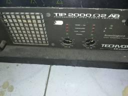 AMPLIFICADOR TIP 2000 2 Ohms