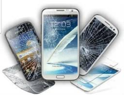 Conserto e acessórios para smartphones