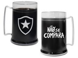 Botafogo - Caneca Botafogo Oficial Gel Congelante 300ml