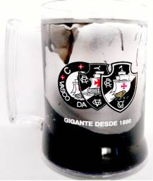 Caneca Oficial Licenciada do Vasco - Gigante desde 1898