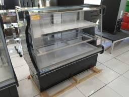 Balcão refrigerado Polofrio Classic 1,25m Novo Frete Grátis