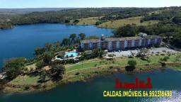 Pontal do lago Caldas Novas flat 1/4