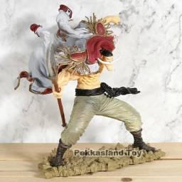 Action figure- Personagem Barba branca - ONE PIECE