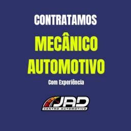 Mecânico Automotivo - Contratamos