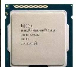03 Processador  02 G620, 1155 e 01 g2020, 1155