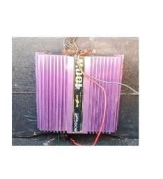 Amplificador De Som Booster Ba-310gx 400w