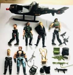 Comandos em Ação: Helicóptero, peças e acessórios