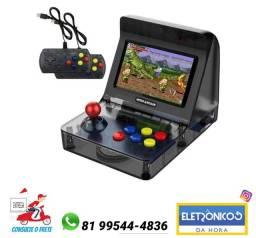 Console Retro Arcade Video game Mini Fliperama Com 2 Controles só zap