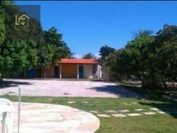 Casa com 3 dormitórios à venda, 1860 m² por R$ 400.000,00 - Centro - Aquiraz/CE
