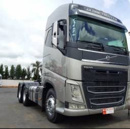 Volvo FH 540 2015/2016 Globetrotter completo