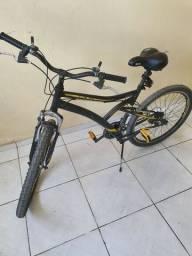 Bicicleta semi nova aro 26 em Lajedo