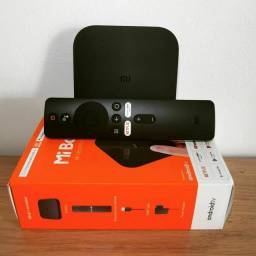 Xiaomi Mi TV stick e Mi Box S originais lacrados entrega grátis