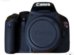 Câmera Canon EOS Rebel T2i