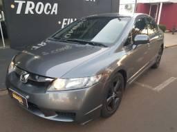 Honda Civic Lxs 1.8 flex  - automático 2011