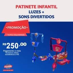 Título do anúncio: Patinete Infantil ? Entrega grátis