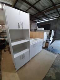 Cozinha padrão alta qualidade 100% MDF