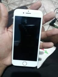 Iphone 7 128gb vendou ou trooco e ac cartao