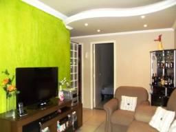 Apartamento à venda, 3 quartos, 1 vaga, Monte Castelo - Contagem/MG