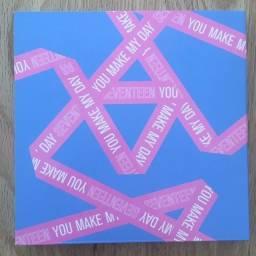 Álbum do Seventeen, You Make My Day - Versão Set the Sun.