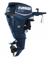 Motor Popa Evinrud Etec 30