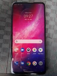 Motorola one hyper 128gb detalhe