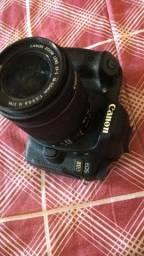 Canon 80D + Lentes