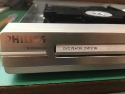 DVD Philips Modelo DVP3120/78 Usado