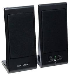 Caixa de Som para PC e Notebook
