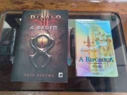 Livro Diablo III - A Ordem e A República de Platão