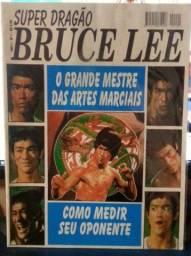Super Dragrão Bruce Lee - Ano I - Nº 1 O Grande Mestre