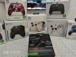 Controle e Bateria Xbox One e Xbox Séries