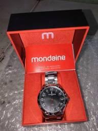Relógio de luxo mondaine ORIGINAL
