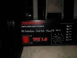 Amplificador Tecpower 1000 watss RMS