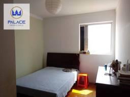 Apartamento com 3 dormitórios à venda, 121 m² por R$ 300.000,00 - Centro - Piracicaba/SP