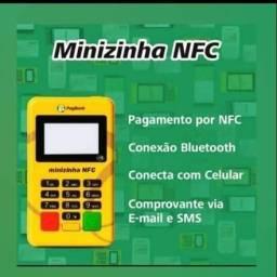 Máquineta de Cartão de crédito e débito