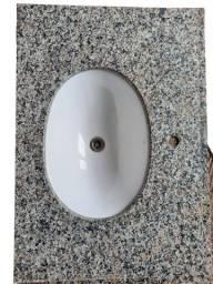 Título do anúncio: Pia de Banheiro Granito