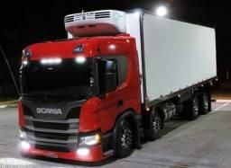 Caminhão parcelado