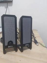 Caixa de som DELL Modelo a225