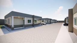 Casa em Condomínio com 2 Quartos, 57m² em Itapoã/Caucaia